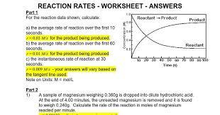er07 reaction rates worksheet answers google docs