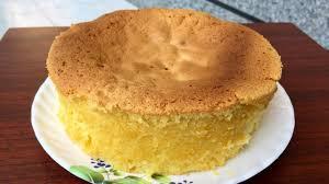 fluffy vanilla sponge cake kitchen time with neha youtube