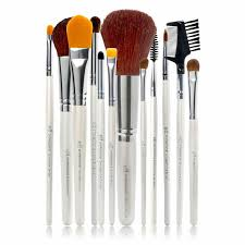 e l f makeup brushes are inexpensive and just as good as ing brushes from mac or laura