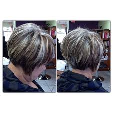 grey hair with highlights and low lights for older women these are highlights lowlights on completely gray hair grey