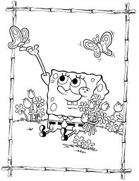spongebob 88 coloringcolor com