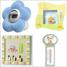 thermomètre mural chambre bébé thermomètre chambre bébé prix et produits à comparer avec le guide