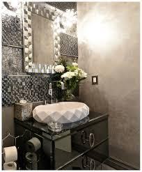 Bathroom Double Vessel Vanity Sink Chrome Faucet Glass Countertop - Bathroom vanity for vessel sink 2
