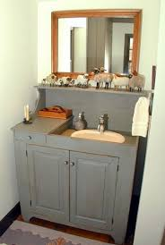 97 best primitive bathroom images on pinterest primitive country