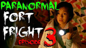 paranormal fort fright blood red road episode 3 halloween