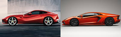 Ferrari F12 Limited Edition - ferrari f12 berlinetta or lamborghini aventador fiat group u0027s world