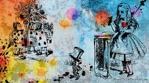 alice in wonderland wallpaper on wallpaperget com