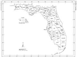 Map Florida Counties by Zonemaps