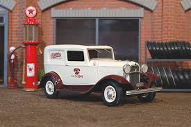 ford delivery truck model cars and trucks 1 24 scale