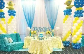 Marvelous Rubber Ducky Themed Baby Shower Decorations 79 With