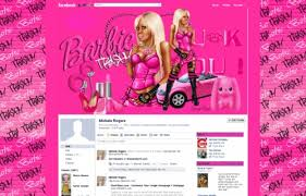 facebook themes barbie trashy barbie facebook layouts trashy barbie facebook themes