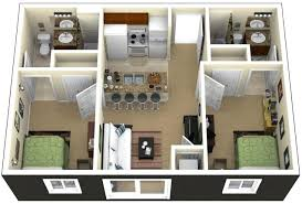 house models plans 2 bedroom house models smart ideas two bedroom house plans more 2