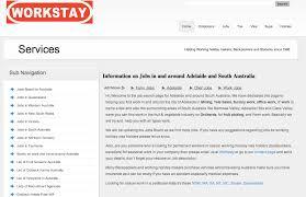 offre emploi cuisine travailler à adélaïde guide australie