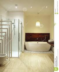 travertin salle de bain salle de bains contemporaine avec des tuiles de travertin images