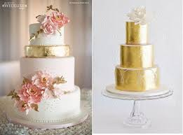 metallic gold cakes u0026 tutorials cake geek magazine
