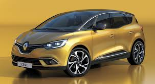 renault alliance tan 2017 renault scenic officially shown ahead of geneva