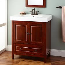 Cherry Bathroom Wall Cabinet 24 Owens Vanity Oak Bathroom Cherry 24 Bathroom Cabinet Tsc