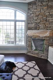 a big stone fireplace update evolution of style