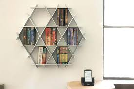 small wall bookcase bookcase floating shelves hanging bookshelf