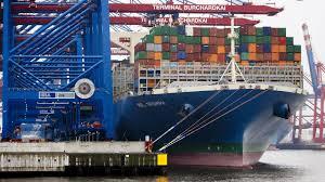 What Is A German Shrunk by German Export Slide Stokes Debate Over Strengthening Euro