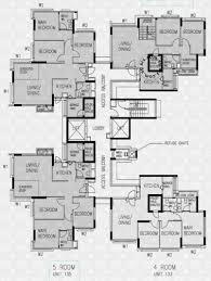 floor plans for 268a punggol field s 821268 hdb details srx