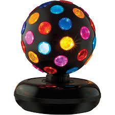 multi color lava l lava the original multi colored disco ball walmart com