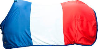 Image French Flag Hkm Sports Equipment