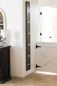 growth chart home depot black friday diy growth chart memories in the making
