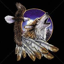 wildlife heat transfers deer wolf eagle pheasant heat