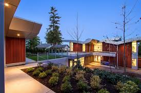 modern architectural design waterfront house with remarkable modern architectural design