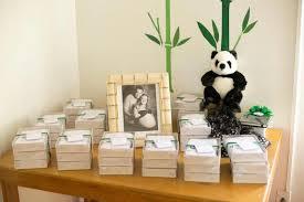 Panda Baby Shower Invitations - kara u0027s party ideas panda bear themed baby shower
