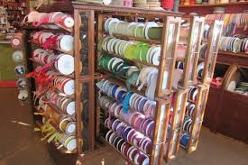 ribbon display how to display ribbons spools in your store renaissance ribbons