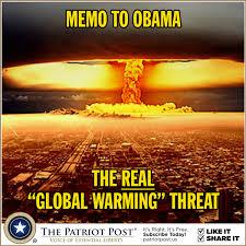 Global Warming Meme - meme the real global warming threat the patriot post