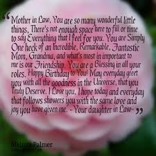 47 happy birthday mother in law quotes happy birthday mother