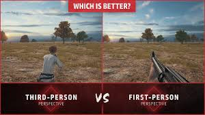 pubg 3rd person omen by hp on twitter first person vs third person perspective