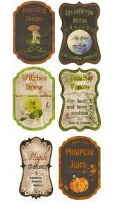 printable spooky book covers via craftycupboard net halloween