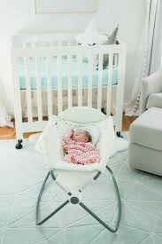 Swinging Crib Bedding Sets Nursery Beddings Circle Bed Swing In Conjunction With Baby