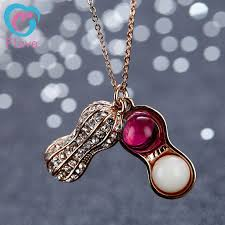 silver necklace diy images Usd 132 88 baby fetal hair souvenir breast milk chain couple jpg