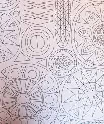 Mid Century Patterns by Mid Century Modern Coloring Books For Adults New From Jenn Ski