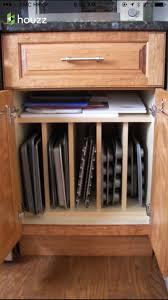 best ideas about baking storage pinterest cutting board storage kitchen tray custom cabinets cabinet accessories design