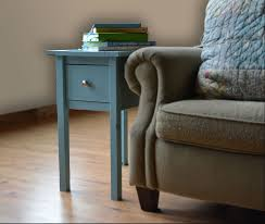 How To Build Wood End Tables by Ana White Narrow Cottage End Tables Diy Projects