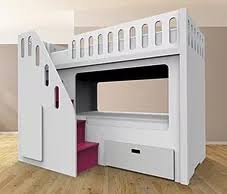 Kids Bunk Beds Bespoke Design Furniture - Funky bunk beds uk
