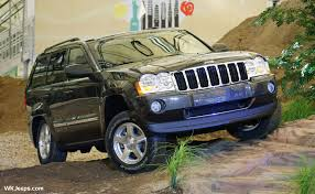 2005 jeep reviews jeep grand wk official press photos