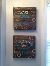 wall ideas 31 brilliant diy decor ideas for your bathroom wall