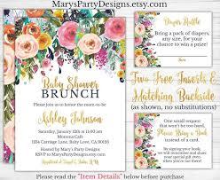baby shower brunch invitation wording themes baby shower luncheon invitation wording in conjunction