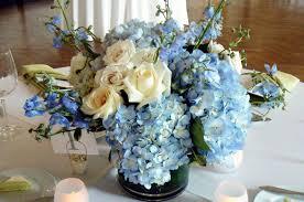 hydrangea centerpieces roses and hydrangea centerpieces home designing