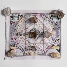 zodiac altar cloth natural magics