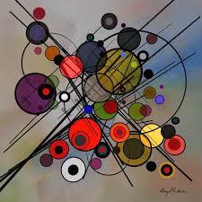 imagenes abstractas con circulos dibujo abstracto circulos buscar con google arte pinterest