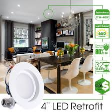 Knowing More About Amazing Dining Room Chandeliers Sunco Lighting 10 Pack 11w 4 Inch Energy Star Ul Listed Dimmable