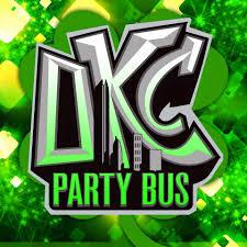 party bus logo okc party bus inc home facebook